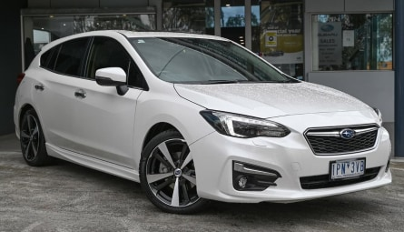2019  Subaru Impreza 2.0i-s Hatchback