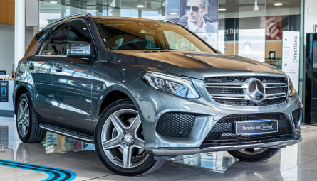 2016 Mercedes-Benz GLE-Class GLE350 d Wagon