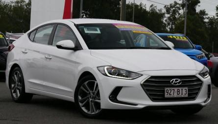 2015 Hyundai Elantra Elite Sedan