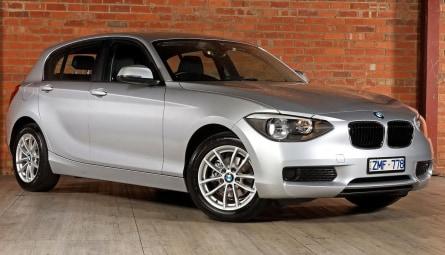 2013 BMW 1 Series 116i Hatchback