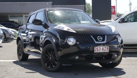 2014 Nissan JUKE ST Hatchback