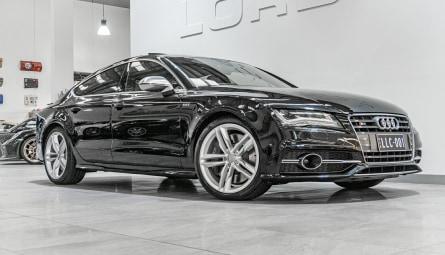 2013 Audi S7Sportback