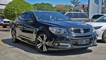 2015 Holden Commodore SV6 Storm Sedan