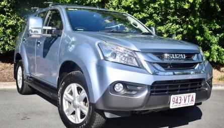 2015  Isuzu MU-X Ls-u Wagon
