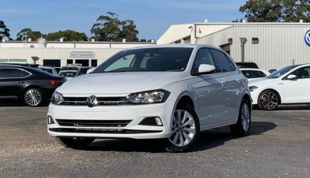 2021  Volkswagen Polo 85tsi Style Hatchback