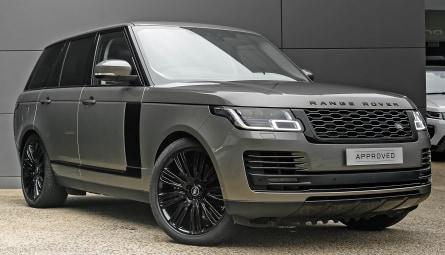 2020 Land Rover Range Rover I6 Vogue Wagon