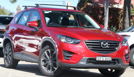 2015 Mazda CX-5 Grand Touring Wagon