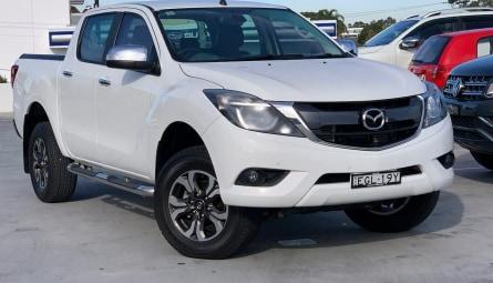 2018  Mazda BT-50 Gt Utility Dual Cab