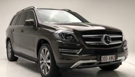 2015  Mercedes-Benz GL-Class Gl350 Bluetec Limited Edition Wagon