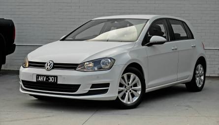 2016 Volkswagen Golf 92TSI Comfortline Hatchback