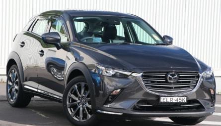 2020 Mazda CX-3 Akari LE Wagon