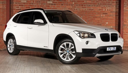 2013 BMW X1 sDrive18d Wagon