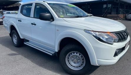 2016  Mitsubishi Triton Glx Utility Double Cab