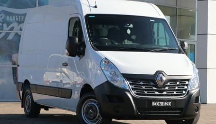 2019 Renault Master Pro 110kW Van