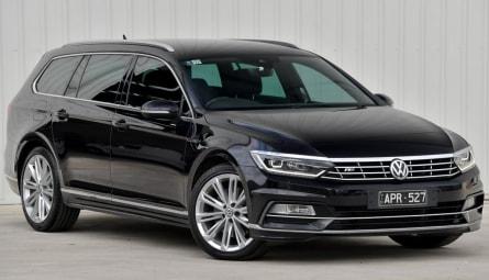 2017  Volkswagen Passat 206tsi R-line Wagon