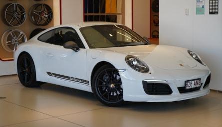 2018  Porsche 911 Carrera T Coupe
