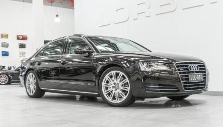 2013 Audi A8 L Sedan