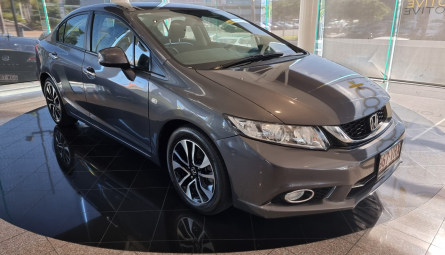 2015 Honda Civic VTi-L Sedan