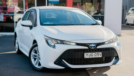 2018  Toyota Corolla Ascent Sport Hybrid Hatchback