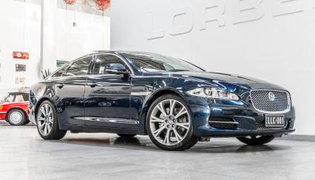 2011  Jaguar XJ Premium Luxury Sedan