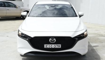 2020 Mazda 3 G20 Evolve Hatchback