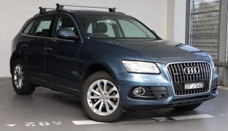 2016  Audi Q5 Tfsi Wagon