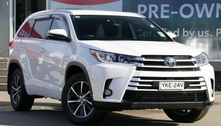 2019  Toyota Kluger Gxl Wagon