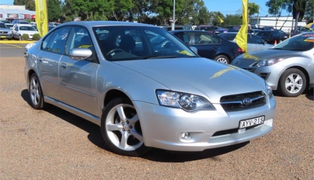 2006 Subaru Liberty 2.0R Limited Sedan