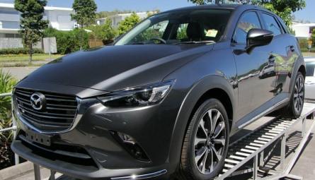 2021  Mazda CX-3 Stouring Wagon