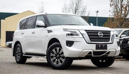 2020  Nissan Patrol Ti Wagon