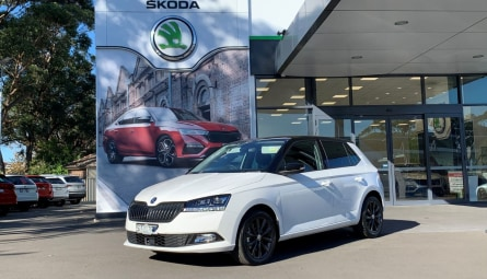 2021  SKODA Fabia 81tsi Run-out Edition Hatchback