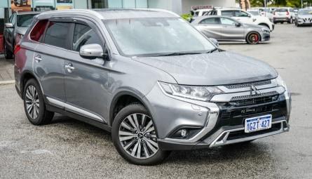 2020  Mitsubishi Outlander Exceed Wagon
