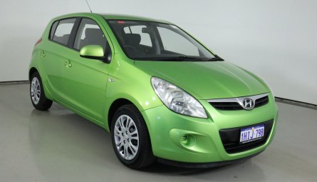 2011  Hyundai i20 Active Hatchback