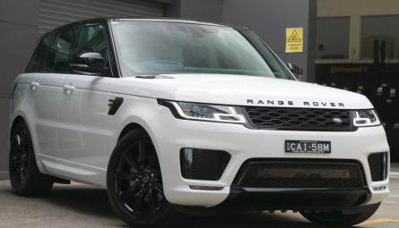 2021  Land Rover Range Rover Sport Di6 183kw Se Wagon