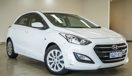 2017  Hyundai i30 Active Hatchback