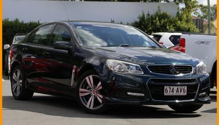 2013 Holden Commodore SV6 Sedan