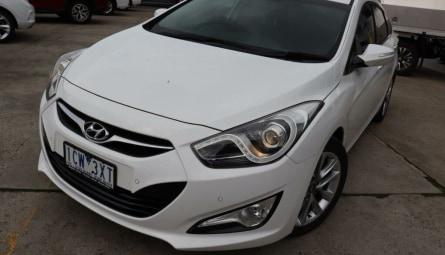 2014  Hyundai i40 Premium Sedan