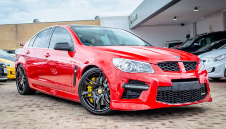 2014 Holden Special Vehicles GTSSedan