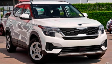 2021 Kia Seltos S Wagon