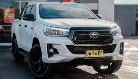 2018  Toyota Hilux Rogue Utility Double Cab