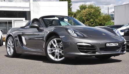 2014 Porsche BoxsterConvertible