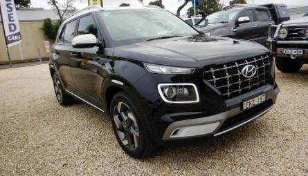 2020 Hyundai Venue Elite Wagon