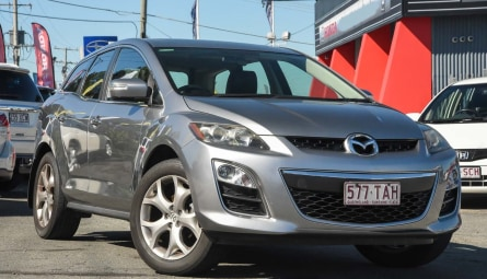 2010 Mazda CX-7 Luxury Sports Wagon