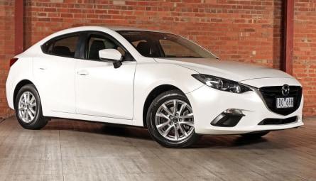 2014 Mazda 3 Maxx Sedan
