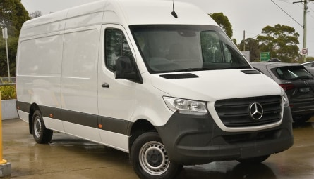2021  Mercedes-Benz Sprinter 314cdi Van