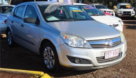 2008  Holden Astra Cdti Hatchback