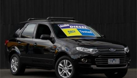 2013 Ford Territory TS Wagon