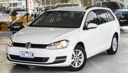2016  Volkswagen Golf 92tsi Trendline Wagon