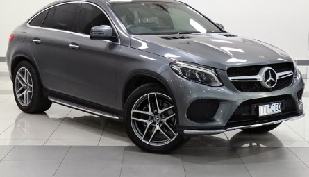 2019 Mercedes-Benz GLE-Class GLE350 d Coupe