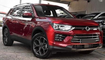 2021  SsangYong Korando Elx Wagon